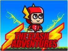 The flash adventures