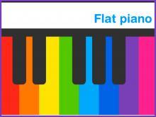 Flat Piano Basic