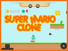 Super Mario Clone