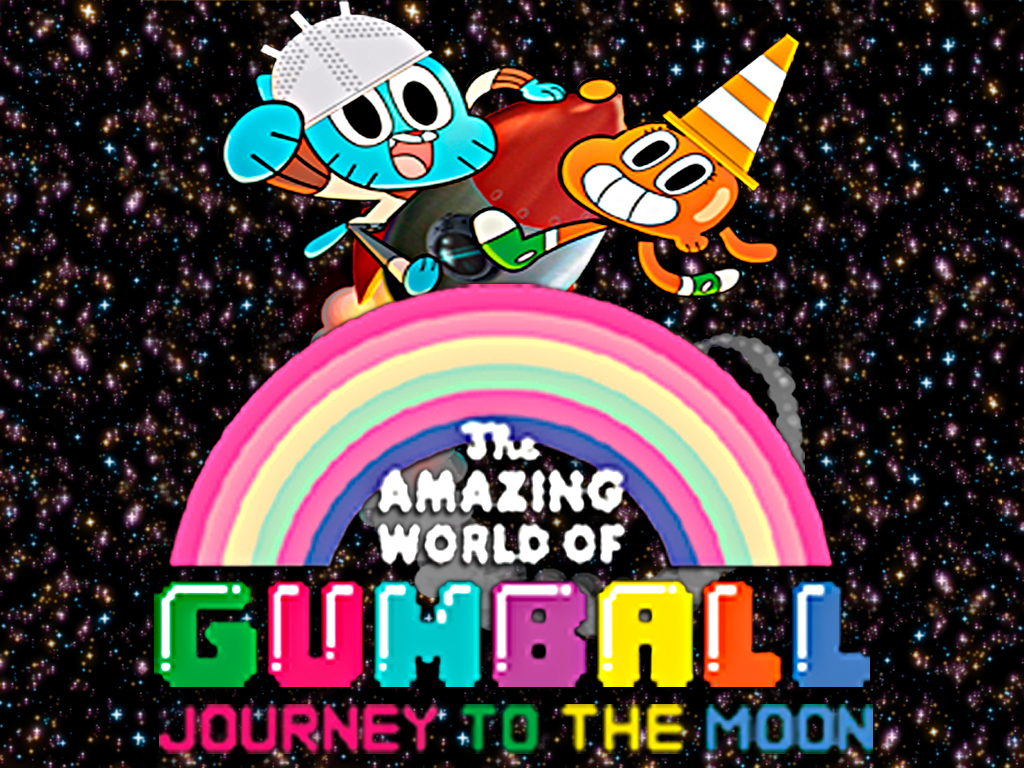 Gumball: Journey to the Moon