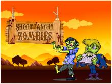 Shoot Angry Zombies